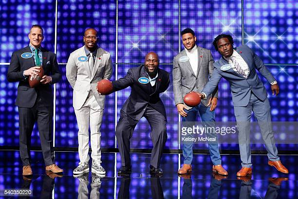 FEUD AFC Defense vs NFC Offense and AFC Offense vs NFC Defense Celebrity Family Feud will feature football players from the AFC and NFC's Offense and...