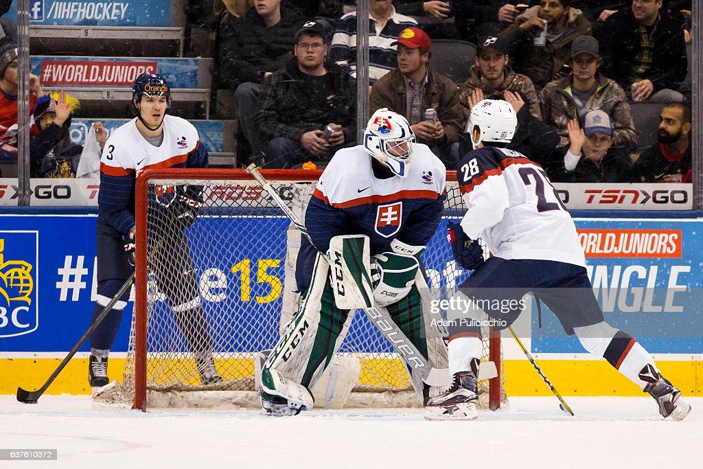 Slovakia v United States - 2017 IIHF World Junior Championship