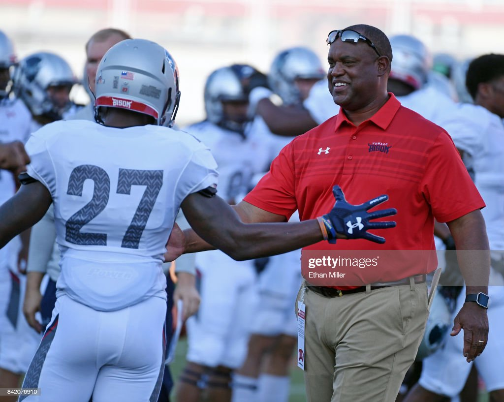 Howard v UNLV : News Photo