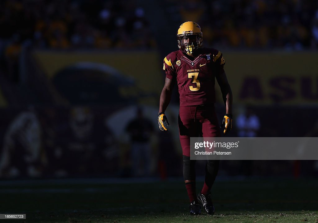 Washington v Arizona State : News Photo