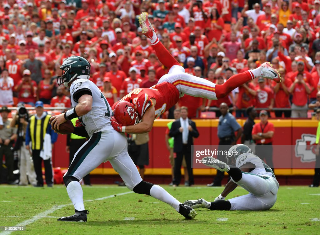 Philadelphia Eagles v Kansas City Chiefs