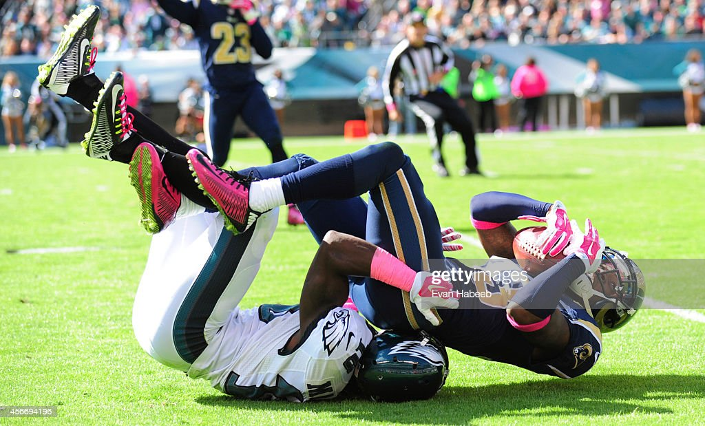 St. Louis Rams v Philadelphia Eagles : News Photo
