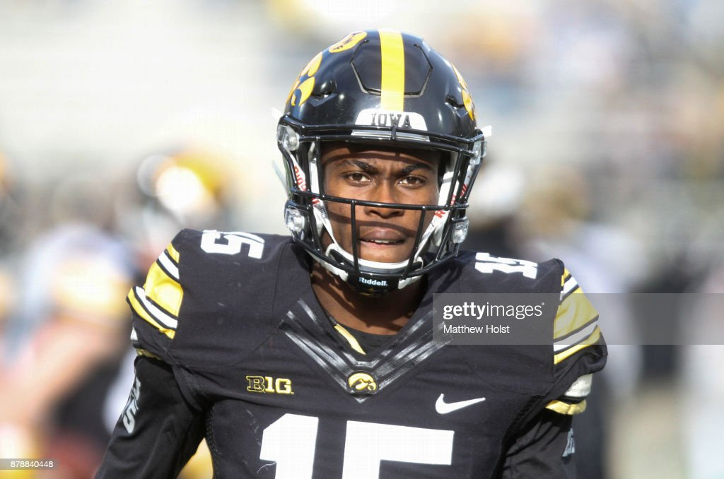 Purdue v Iowa : News Photo
