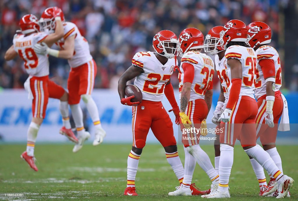 Kansas City Chiefs vLos Angeles Chargers : News Photo