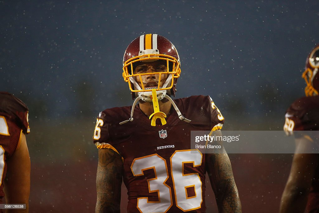 Washington Redskins v Tampa Bay Buccaneers : ニュース写真