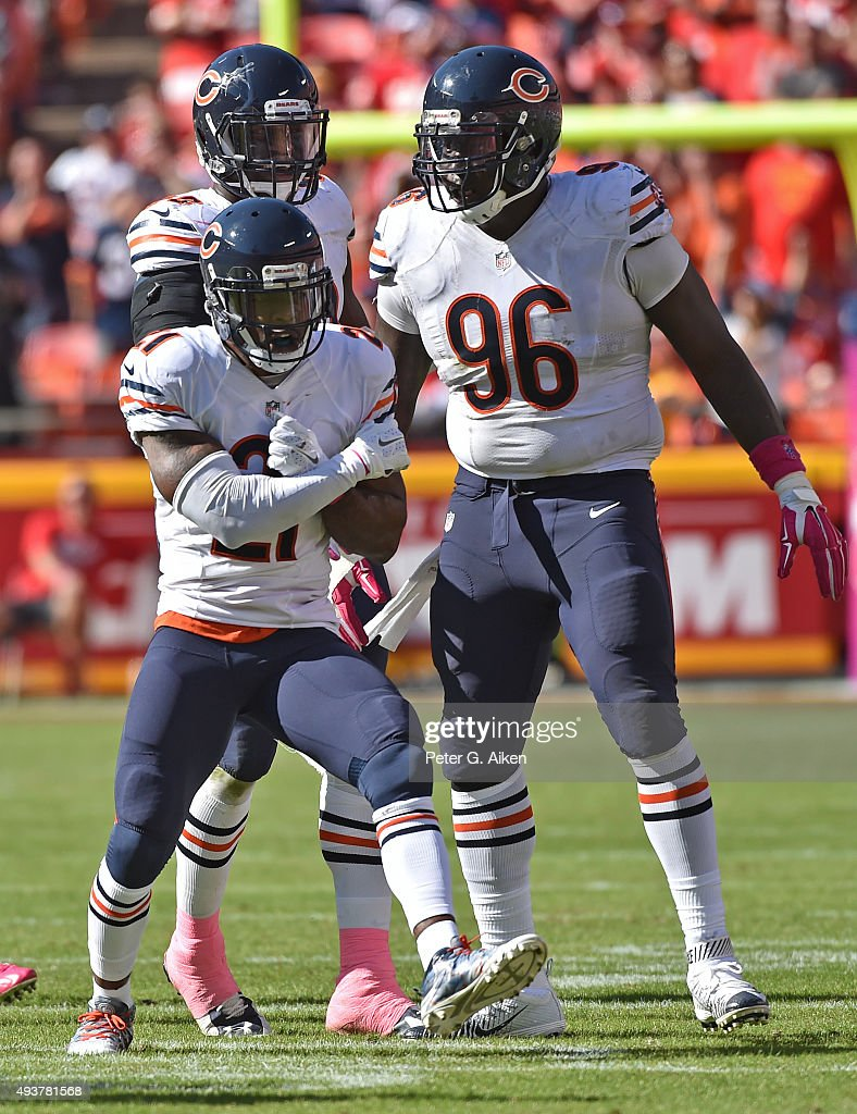 Chicago Bears v Kansas City Chiefs