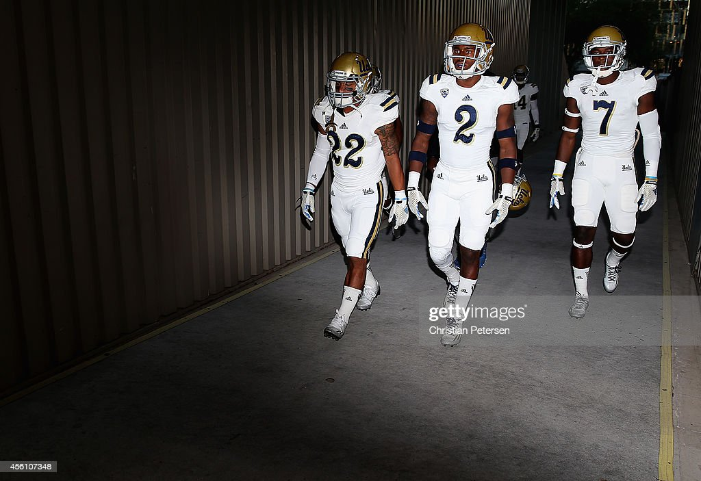 UCLA v Arizona State : News Photo