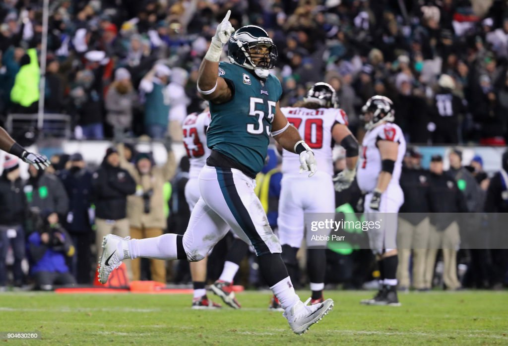 Divisional Round - Atlanta Falcons v Philadelphia Eagles