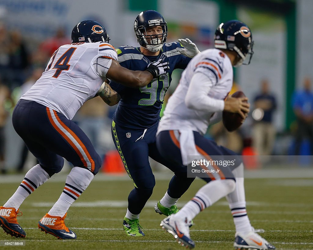 Chicago Bears v Seattle Seahawks : News Photo