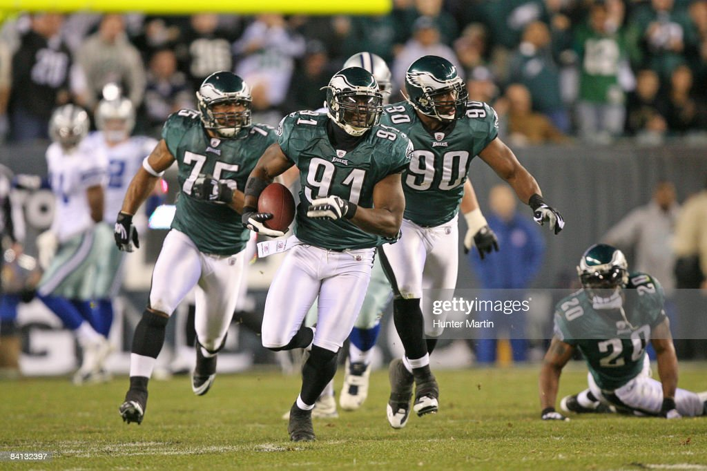 Dallas Cowboys v Philadelphia Eagles : News Photo