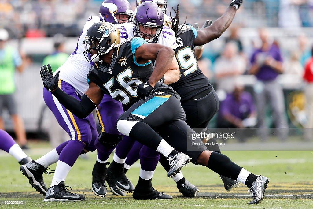 Minnesota Vikings v Jacksonville Jaguars : News Photo