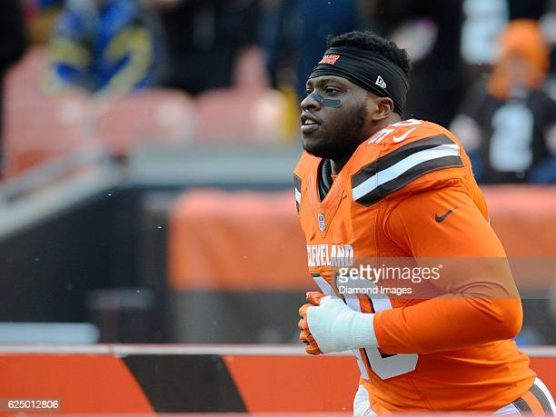 Emmanuel Ogbah: Emmanuel Ogbah Stock Photos And Pictures