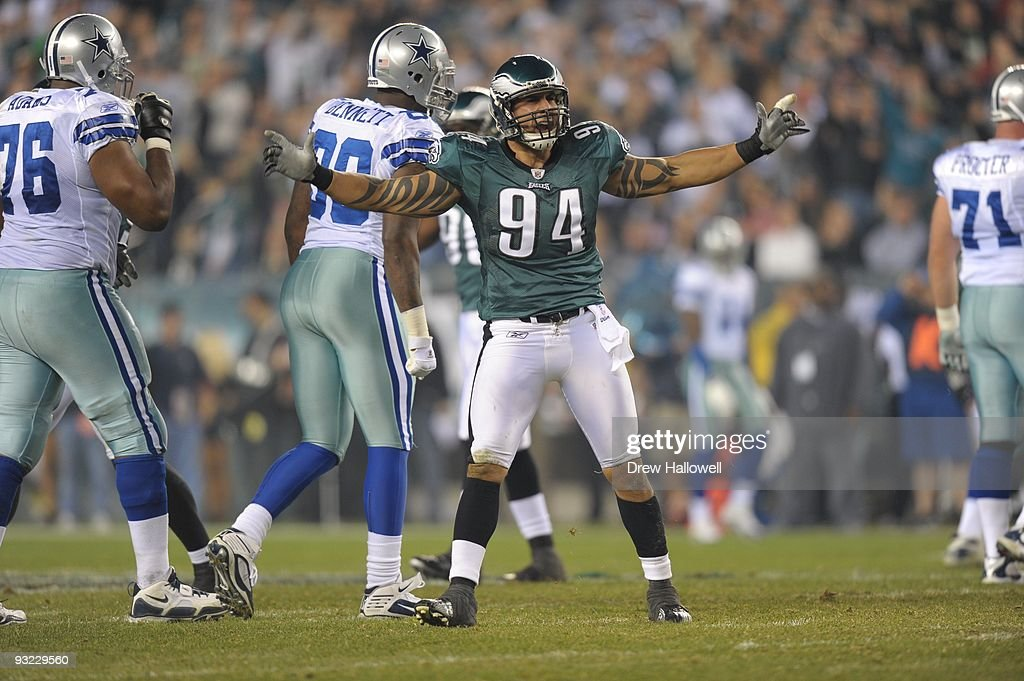Dallas Cowboys v Philadelphia Eagles : Foto jornalística