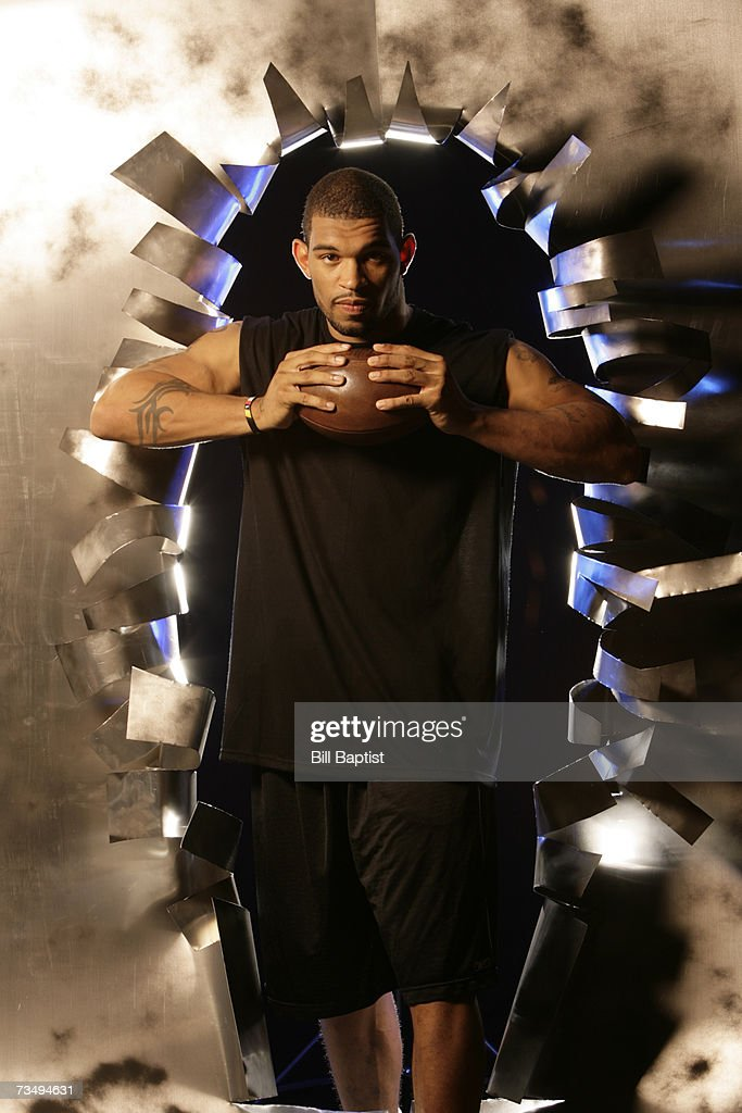 Julius Peppers Photo Shoot : News Photo