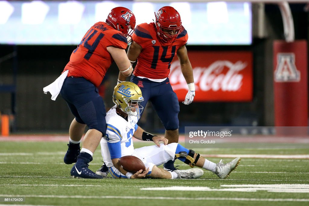 UCLA v Arizona : News Photo