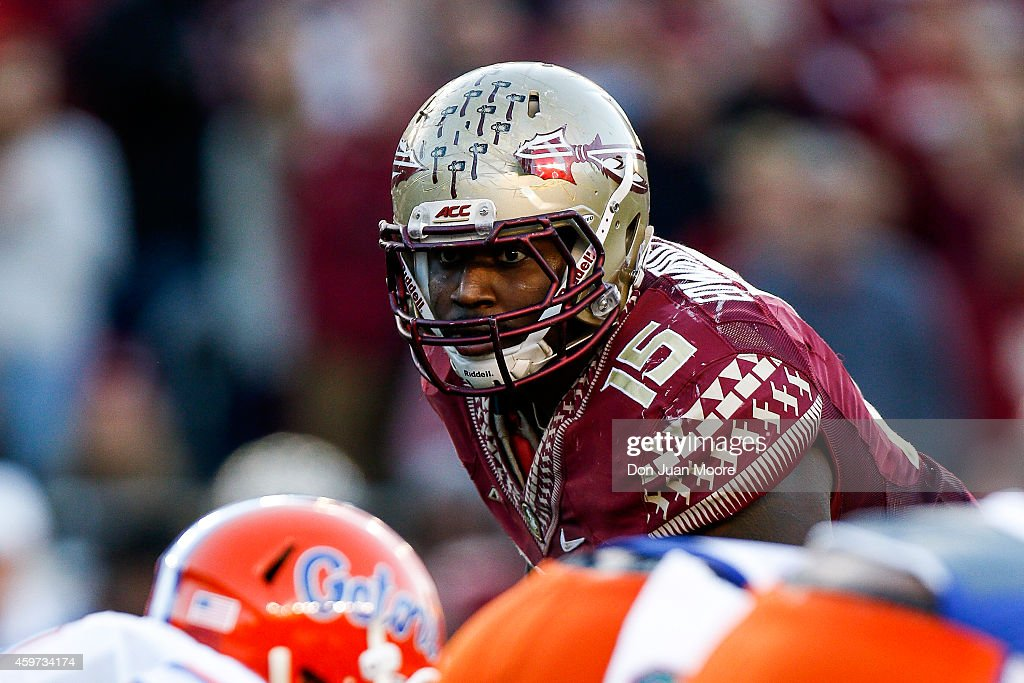 University of Florida v Florida State : News Photo