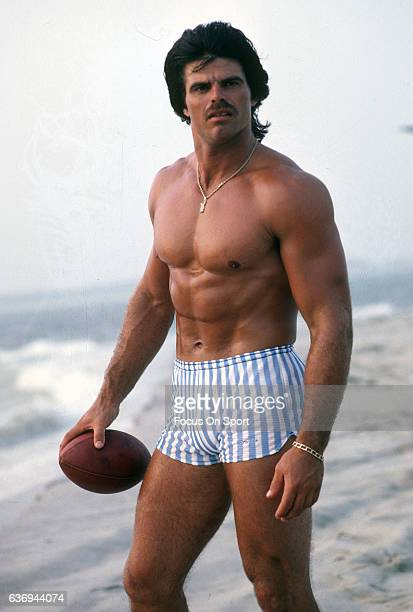 Defensive end Mark Gastineau poses for a this photo circa 1983 Gastineau played for the Jets from 197988