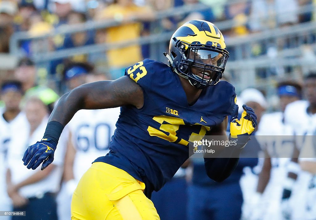 Penn State v Michigan : Nachrichtenfoto