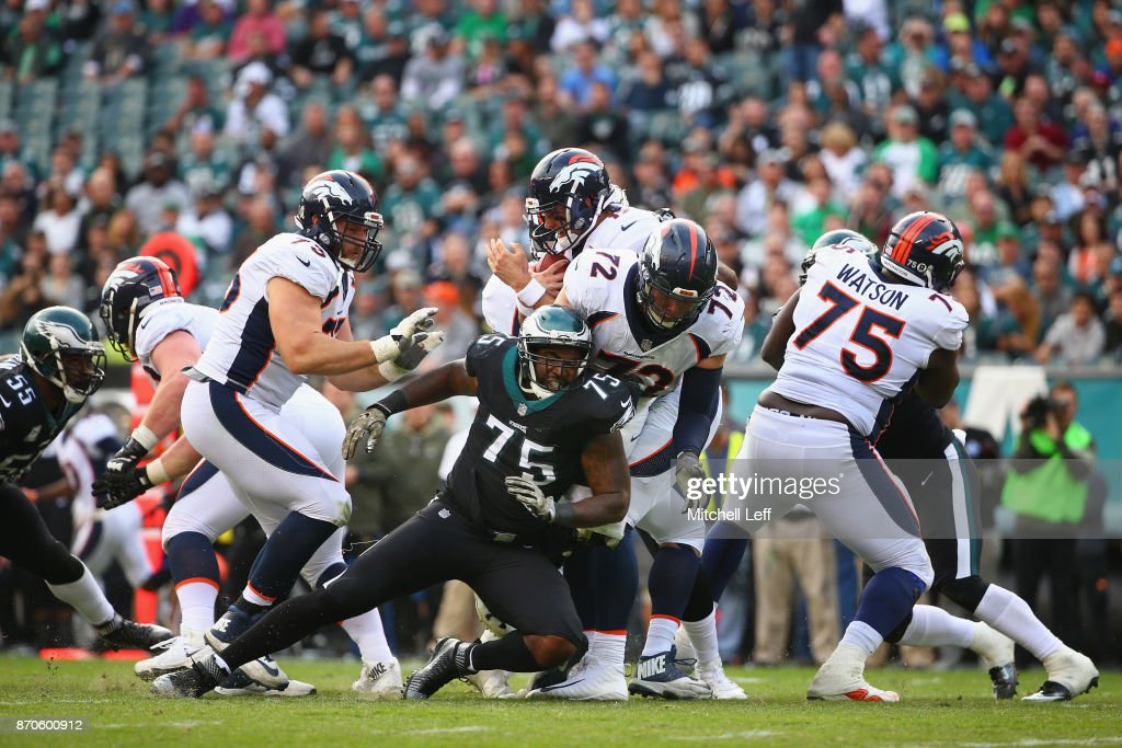 Denver Broncos v Philadelphia Eagles