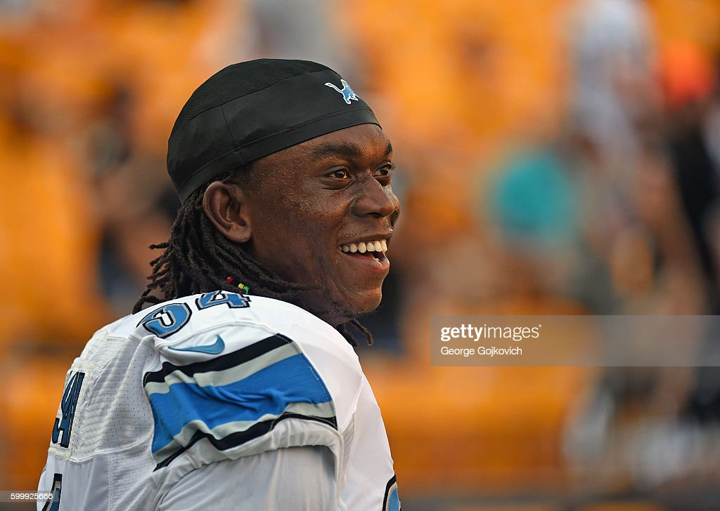 Detroit Lions v Pittsburgh Steelers : News Photo