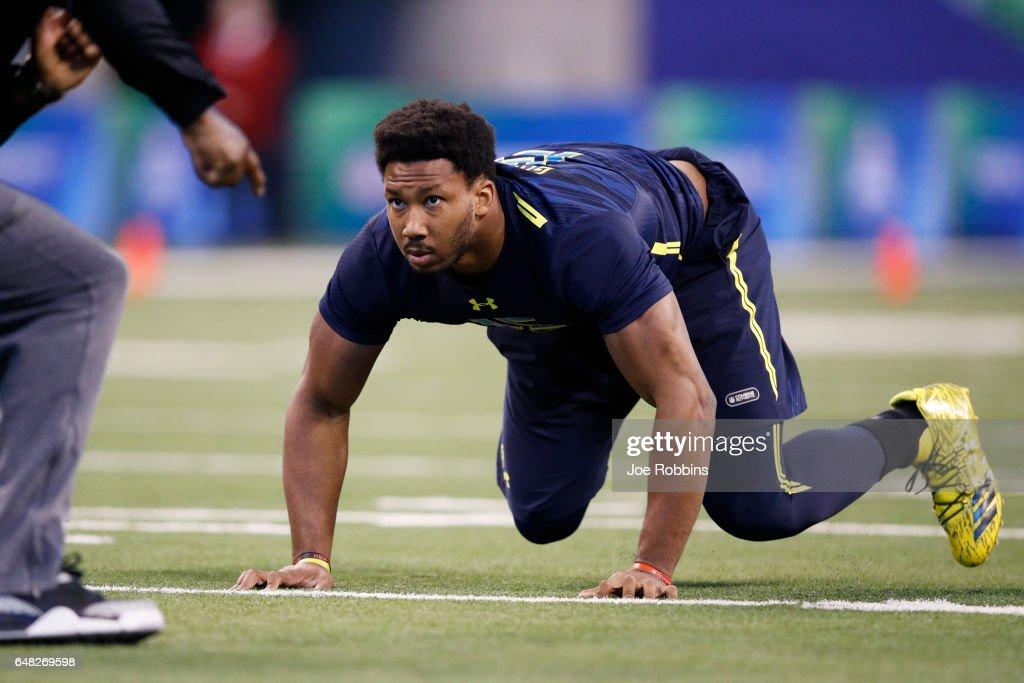 NFL Combine - Day 5