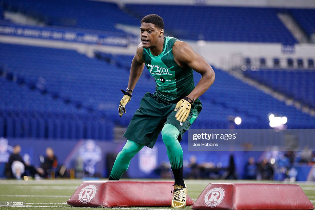 2015 NFL Scouting Combine : News Photo