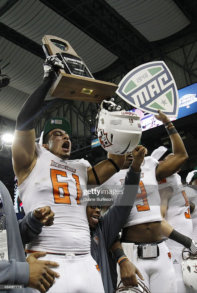 MAC Championship - Bowling Green v Northern Illinois : News Photo