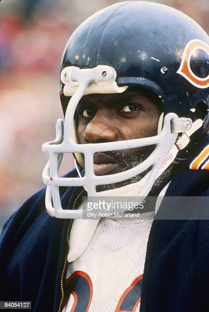 Defensive tackle Alan Page of the Chicago Bears