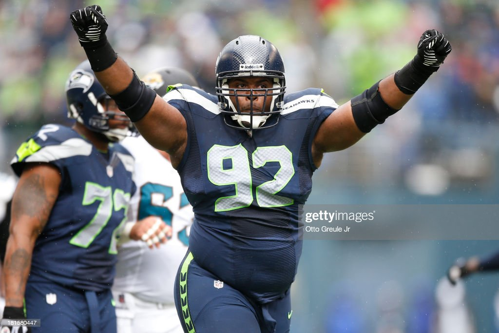 Jacksonville Jaguars v Seattle Seahawks : News Photo