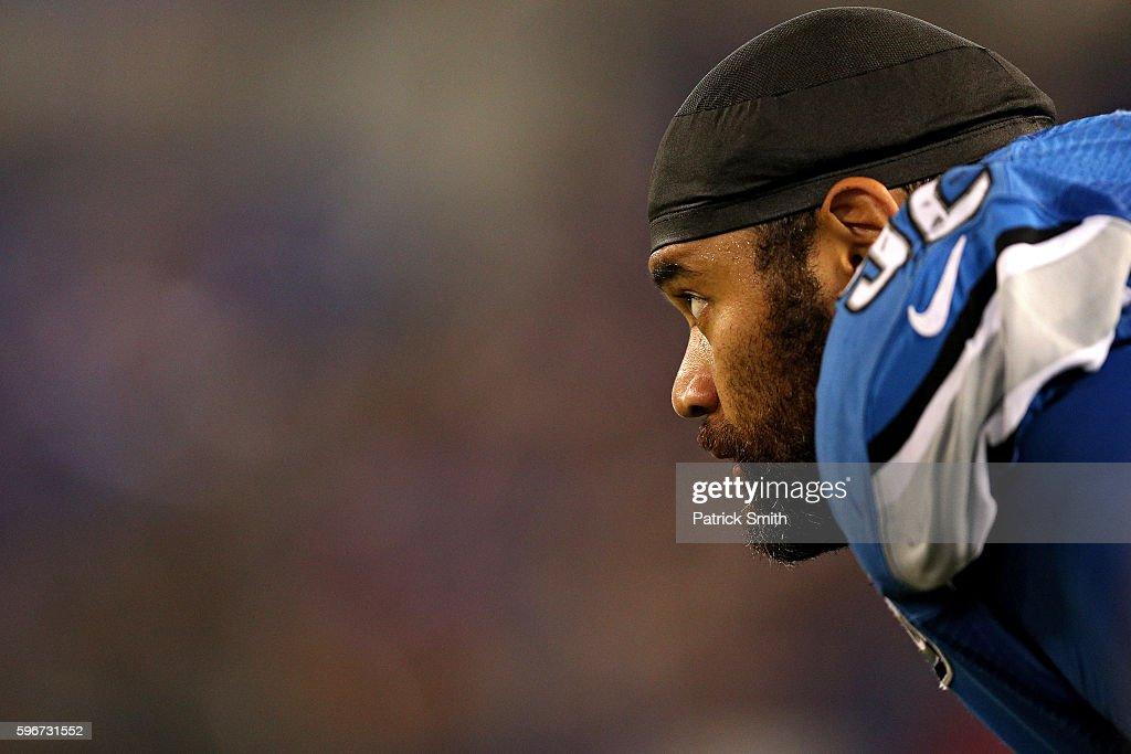 Detroit Lions v Baltimore Ravens