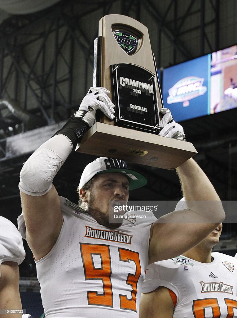 MAC Championship - Bowling Green v Northern Illinois : News Photo