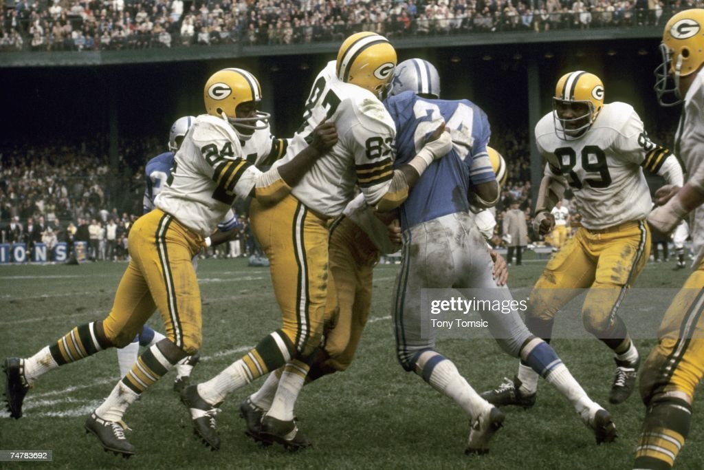 Green Bay Packers v Detroit Lions : News Photo