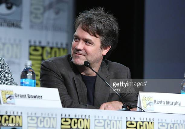"""Defiance Press Room/Panel"""" -- Pictured: Executive Producer Kevin Murphy --"""