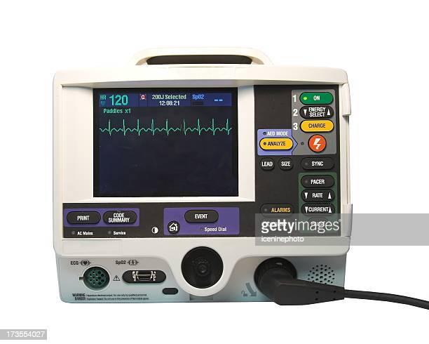 defibrillator (isolated)