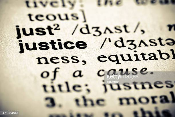 Definition: Justice