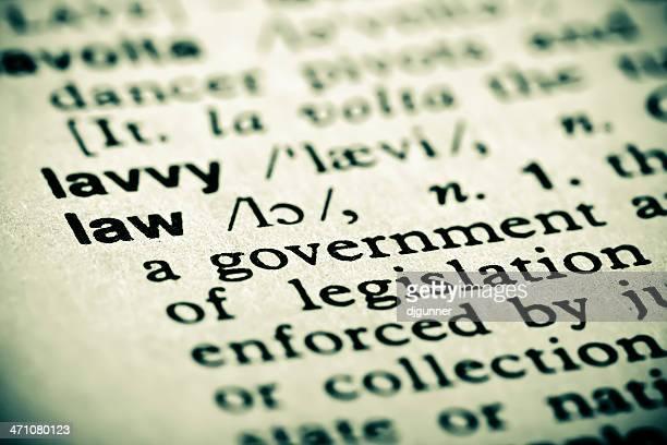 Definición: LEY