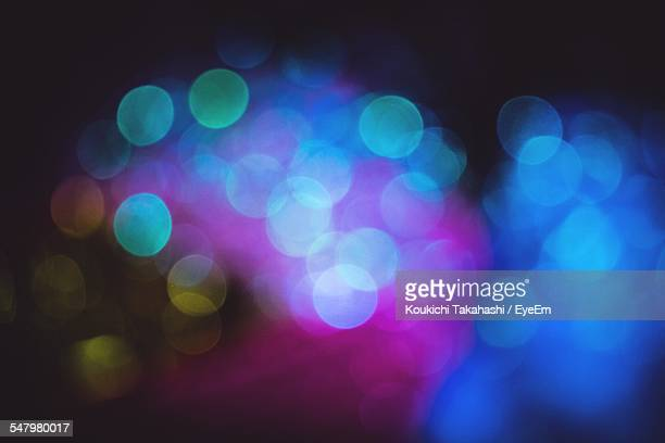 defocus image of spotlights - light effect stock pictures, royalty-free photos & images