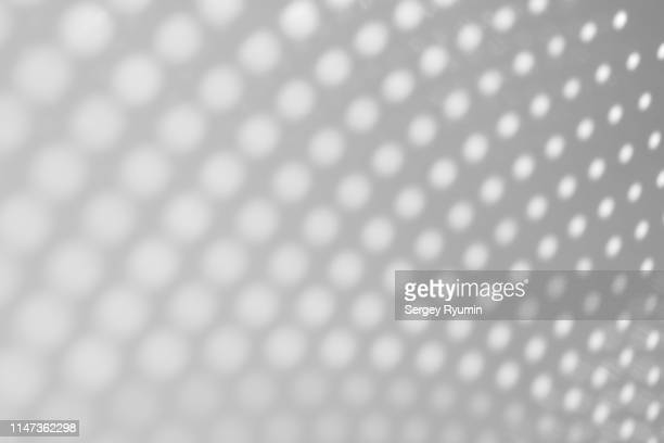 defocused abstract gray shadows - circle pattern stock pictures, royalty-free photos & images