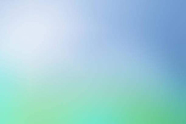 defocused blue green nature modern background