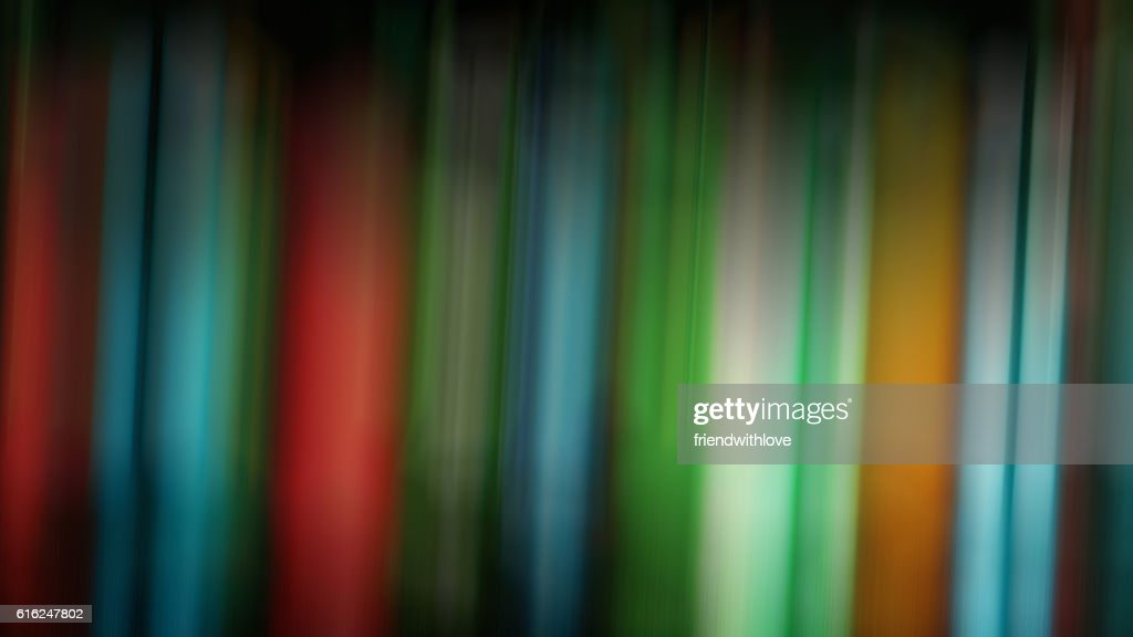 Defocused colorful abstract of christmas light, Motion blurred : Stock-Foto