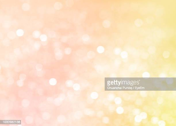 defocused image of christmas lights - glowing stock pictures, royalty-free photos & images