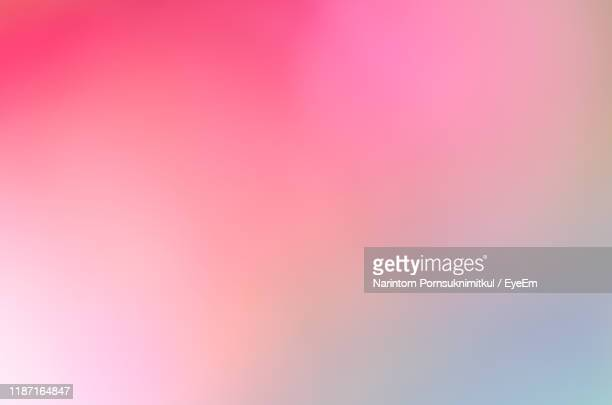 defocused image of pink sky - pink colour stock pictures, royalty-free photos & images