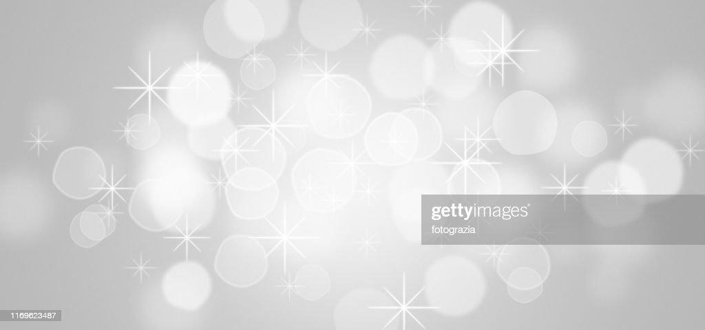 Defocused Lights and Sparkles : ストックフォト