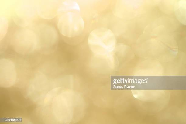 defocused lights as an abstract background - soft focus foto e immagini stock