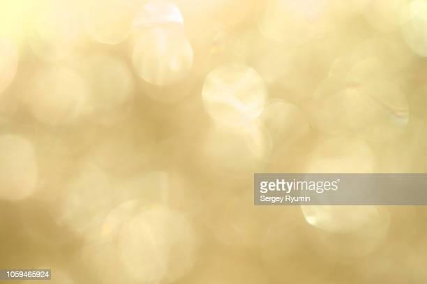 defocused lights as an abstract background - softfocus stockfoto's en -beelden