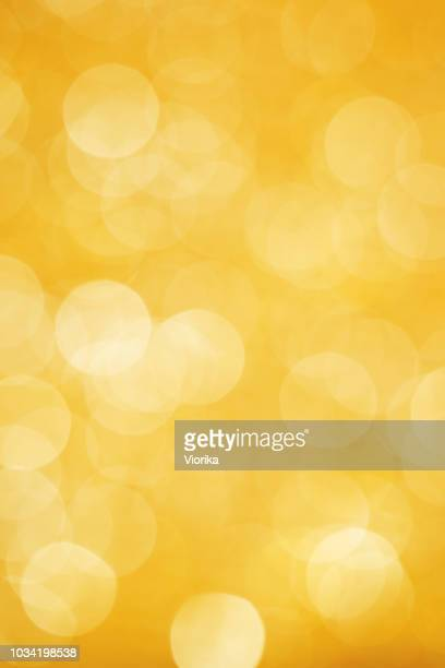 defocused lights background (golden) - birthday card stock pictures, royalty-free photos & images