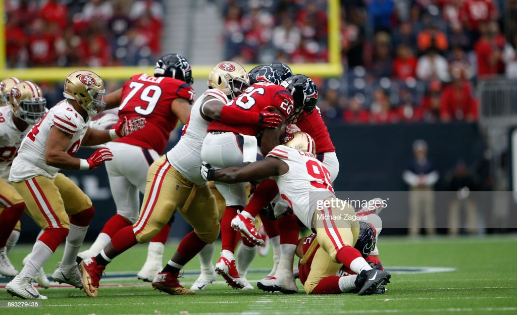 San Francisco 49ers v Houston Texans : News Photo