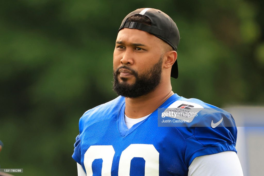 Indianapolis Colts Training Camp : ニュース写真