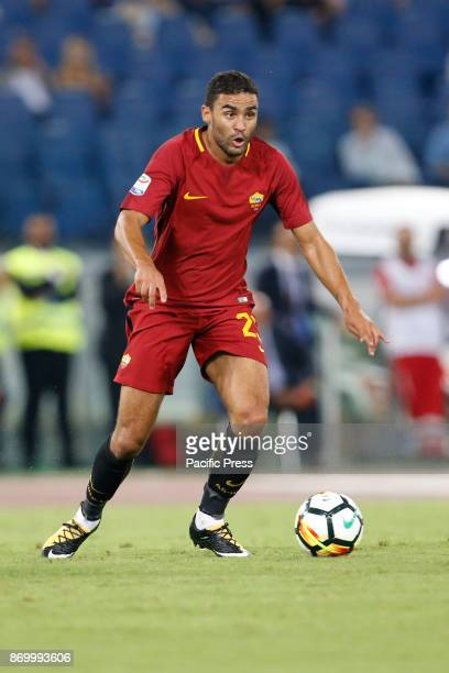 Defrel of Roma during the Italian Serie A soccer match against Inter in Rome Inter defeating Roma 31