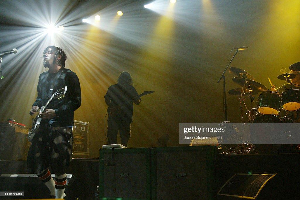 Deftones Perform at Memorial Hall : ニュース写真